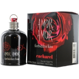 Amor Amor Forbidden Kisses Perfume EDT Spray by Cacharel