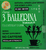 3Ballerina Dieters Drink