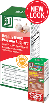 Bell Healthy Blood Pressure Support