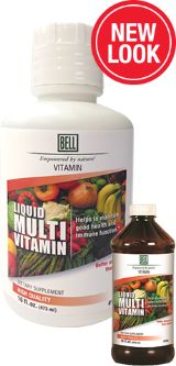 Bell Liquid Multi Vitamin