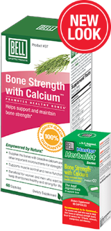 Bone Strength With Calcium