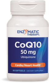 Enzymatic CoQ10 Cardio Heart Health