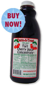 Tart Cherry Juice Concentrate