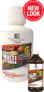 Bell Liquid Multi-Vitamin