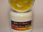 African Shea Butter Raw Yellow Unrefined