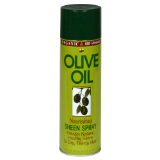 Olive Oil Sheen Spray - Orgainc Root Stimulator
